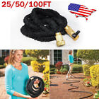 5X Latex Deluxe 25 50 75 100 Ft Durable Expandable Flexible Garden Water Hose BE
