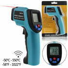 GM320/GM550 Digital Infrared Thermometer Non-Contact IR Laser Temperature Gun US
