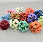 6pcs/lot simulation artificial cherry blossom Artificial Flower Wedding Car Home