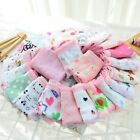 1 Pcs Baby Girls Underwear Panties Infant Mixed Color Cueca Infantil Toddler