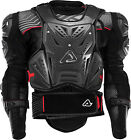 Acerbis Cosmo Jacket Grey Roost Deflector Torso Chest & Arm Riding Protection