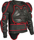 Fly Racing Barricade Long Sleeve Motorcycle Protective Body Armor Suit
