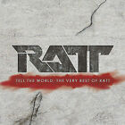 Tell The World: The Very Best Of [Remaster] by Ratt (CD, Aug-2007, Rhino (Label)