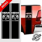 Dodge Ram 1500 2500 3500 Truck Decals Stripes RAM 5.7 L HEAD HEMI Kit |13