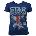 "Buy ""Officially Licensed Transformers- Starscream Distressed Women T-Shirt (S-XXL)"" on EBAY"