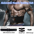 Stimulator EMS Abdominal Muscle Training Gear Toner-Core Toning ABS Workout Belt image