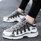 Autumn Men's Outdoor Sports Running Breathable Casual Sneakers Soft Shoes