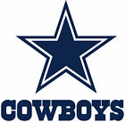 Dallas Cowboys vinyl sticker for skateboard luggage laptop tumblers car(c) on eBay