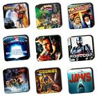 Movie Classics Poster Art - Box Art - 70's 80's 90's Coasters - Wood - 4 FOR 3