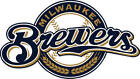 Milwaukee Brewers vinyl sticker for skateboard luggage laptop tumblers car on Ebay
