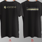 f73f7296b ACADEMI Military Company Elite Security Services T Shirt Cotton Brand New