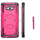 For Samsung Galaxy J7(2015)/J700 Case Shockproof Armor Hybrid Hard Phone Cover