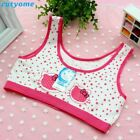 Girls' Kids Bras WirelessTraining Young Teenage Puberty Underwear Clothes Small