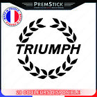 Stickers Triumph - Sticker motorcycle, two wheels, scooter, helmet - ref2 €27.09 EUR on eBay