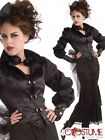Steampunk Victorian Lady Woman Costume Explorer Fancy Halloween Dress Outfit