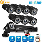 Kyпить XVIM 1080P HDMI 8CH CCTV DVR 2MP HD Outdoor IR Night Security Camera System 1TB на еВаy.соm