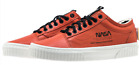 VANS Old Skool X NASA SPACE VOYAGER Firecracker Orange black Mens Shoes 8 12