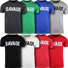 Mens SAVAGE Shirts Hip Hop Culture Urban Apparel