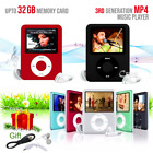 ipod style 1 8 lcd 8gb 16gb 32gb mp3 mp4 music video media player with fm radio