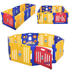 Kyпить Baby Playpen Kids Panel Safety Play Center Yard Home Indoor Outdoor Extension на еВаy.соm