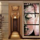 Wall Art Paintings Buddha Effect Canvas Prints Giveaway Wall Sticker Home Decor