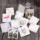 100pcs Paper Card Display Hanging Earring Ear Studs Jewelry Showing Cards GIFT