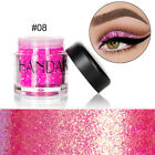 Beauty Eyeshadow Palette Loose Pigment Waterproof Shimmer Glitter Powder Makeup