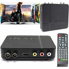 1080P Digital Video Receiver HDMI DVB-T2 TV Box VGA/AV Tuner Combo Converter E