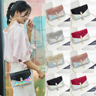 US Women Handbag Leather Shoulder Bag Purse Lady Crossbody Satchel Tote 5Colors