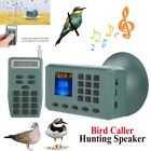 30W Electronic Bird Game Caller Outdoor Hunting Decoy Calls Sound MP3 Speaker