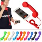 Cell Phone Handset Receiver Retro Classic Telephone For Smart Phones IPhone US