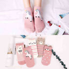 Unisex Women Cute Cartoon Animal Kawaii Cat Warm Soft Casual Short Ankle Socks
