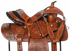 Used Roping Saddles 15 16 Pleasure Trail Ranch Work Western Leather Horse Tack