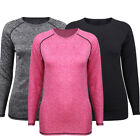 Men Women Winter Thermal Long Johns Compression Base Layer Tops Sports Underwear