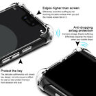 Shockproof Clear Gel Case For HTC Desire 20+ / 20 pro 12s 12 19 + U19e U11 Life