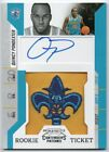 2010-11 Playoff Contenders Patches Rookie RC Short Print SP Auto Pick Any