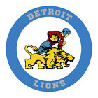 Detroit Lions vinyl sticker for skateboard luggage laptop tumblers car (k) on eBay
