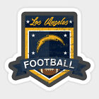 Los Angeles Chargers vinyl sticker for skateboard luggage laptop tumblers car c $7.99 USD on eBay