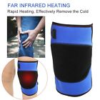 Cloth Heating Knee Pad Far Infrared Knee Massage Pad Pain Relive Health Care New