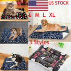 Pet Bed for Dogs Cats Crate Mat Soft Warm Sprinted Pad Liner Home Indoor Outdoor