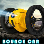 2.4GH Wireless Remote Control Jumping RC Toy Bounce Car Robot Toy Bouncing Car