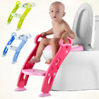 Baby Step Stool, Toddlers & Kids Potty Training Non-Slip Adjustable Height Seat image