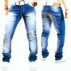 Früchtl Herren Jeans Hose Regular Straight Fit Stretch NEU