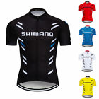Breathable Men Cycling Jersey Bike Jacket Polyester T Shirt Maillot Summer Short