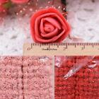 Pe Foam Artificial Flowers Fake Rose Bouquet Diy Wedding Party Home Decoration~