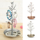 Jewelry Display Holder Organizer Necklace Bracelet Rack Tree Stand Mounts Hanger