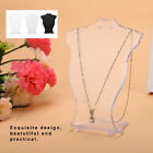 Jewelry Display Holder Stand Showcase Organizer Necklace Chain Earring Hanger