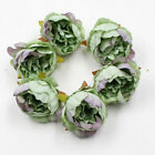 3pcs/lot Flower Head Artificial Flowers Home Wedding Decoration DIY Garland New