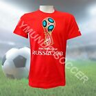 adidas Red 2018 FIFA World Cup Emblem T-Shirt