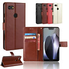 PU Flip Leather Wallet Case For iPhone Sony HTC ASUS LG Moto Google Nokia Phone